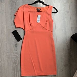 Bebe Single Sleeve Dress